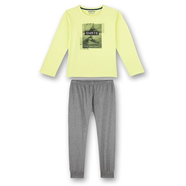 Sanetta Pyjama lang Ju.Skater