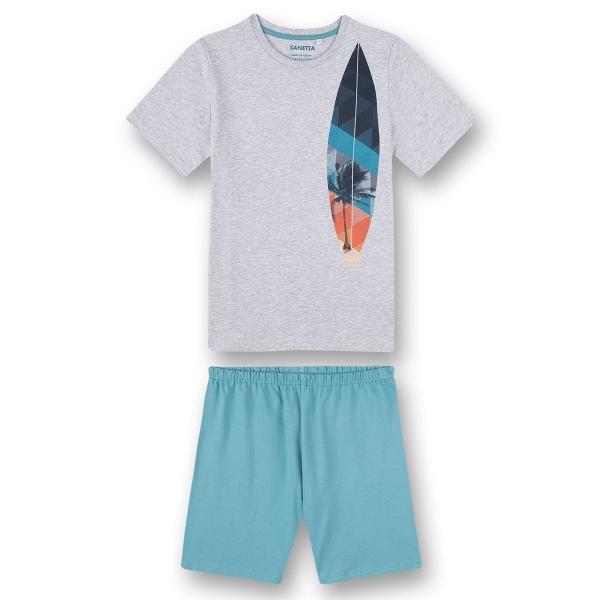 Sanetta Pyjama kurz Ju.Surfbrett