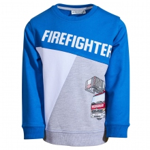 Salt & Pepper Sweat Ju.Firefighter