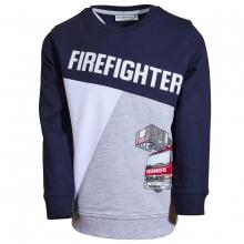 Salt & Pepper Sweat Ju.Firefighter