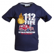 Salt & Pepper Shirt 112 Fire
