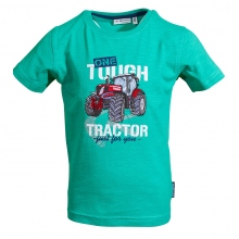 Salt & Pepper Shirt One Touch Tractor