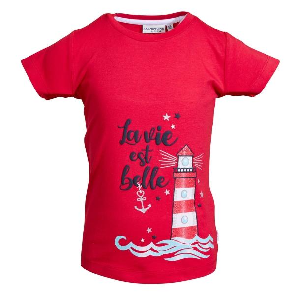 Salt & Pepper Shirt Glitzer Leuchtturm