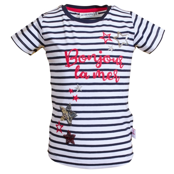 Salt & Pepper Shirt Ringel Bonjoure.....