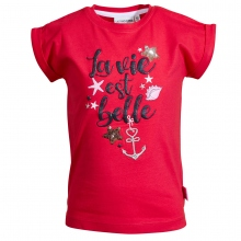 Salt & Pepper Shirt La vie est belle