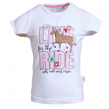 Salt & Pepper Shirt Give Ride Pferd