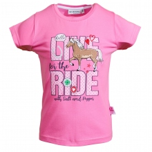 Salt & Pepper Shirt Give Ride Pferd