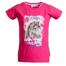 Salt & Pepper Shirt Pferdekopf my Horse