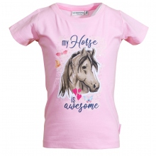 Salt & Pepper Shirt Pferdekopf my Horse