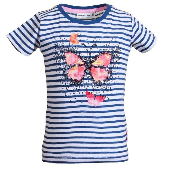 Salt & Pepper Shirt Ringel Schmetterling