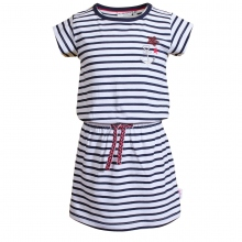 Salt & Pepper Kleid Ringel Anker