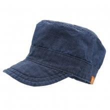 Maximo Tellercap Jeans Streifen