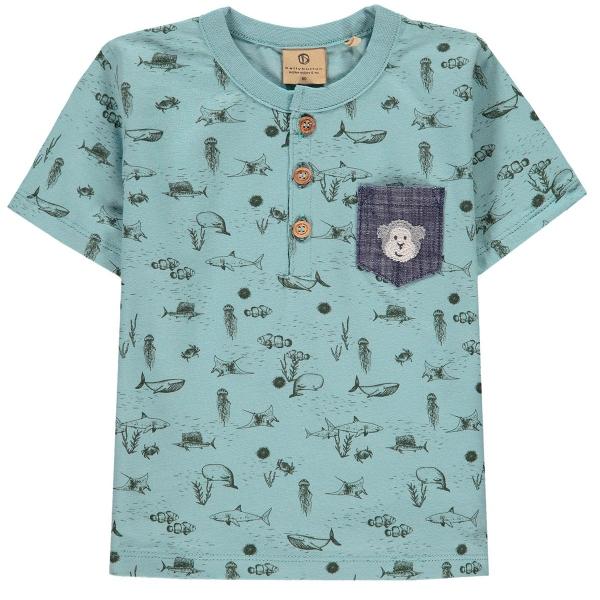 Mother Nature T-Shirt Ju.Fische