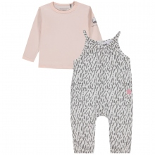 Bellybutton Baby Jumpsuit+Shirt Mäd.