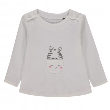 Bellybutton Baby Shirt lg.Arm Mäd.Gesich