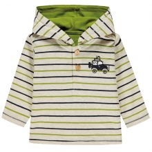 Bellybutton Baby Shirt lg.Arm Ju.Kapuze