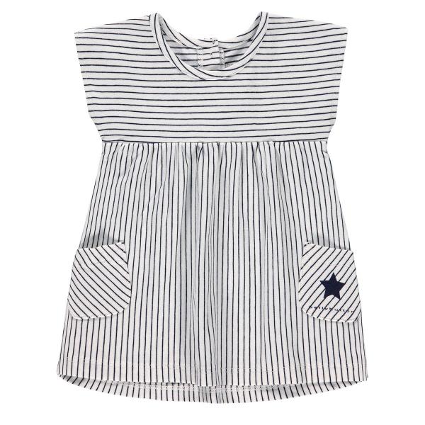 Bellybutton Baby Kleid o.Arm Streufen