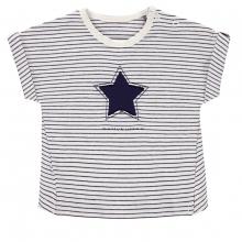 Bellybutton Baby Shirt Mäd.Ringel Stern