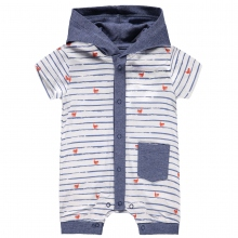 Bellybutton Baby kurzer Overall Kapuze