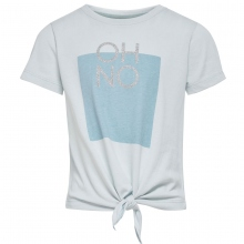 Kids Only Shirt zum Knoten