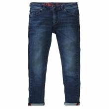 Petrol Slim Fit Jeans Nolan