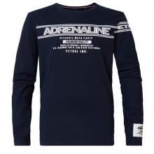 Petrol Shirt lg.Arm Adrenaline