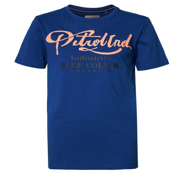 Petrol T-Shirt Schreibschrift