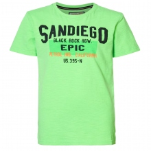 Petrol T-Shirt Sandiego