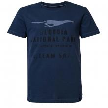 Petrol T-Shirt Coyote Slquoia