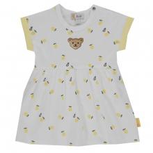 Steiff Baby Kleid mit Body Zitronen