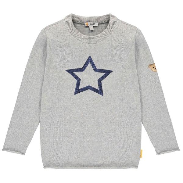 Steiff Pullover Mäd.Stern