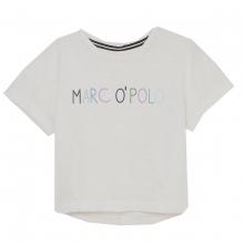 Marc O`Polo Mäd.Kurz-Shirt Logo