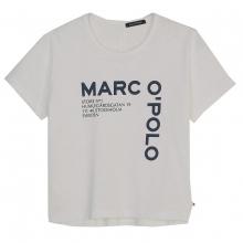Marc O´Polo Mäd.Shirt Schriftzug