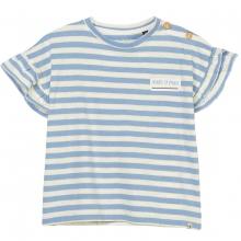 Marc O´Polo Mäd. T-Shirt Rüschenarm