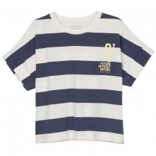 Marc O´Polo Mäd. T-Shirt Blockringel
