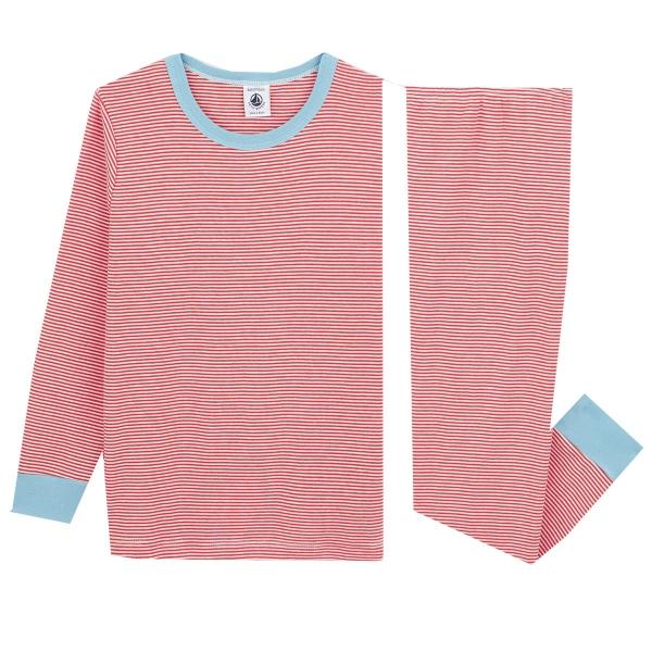 Petit Bateau unisex Pyjama Ringel