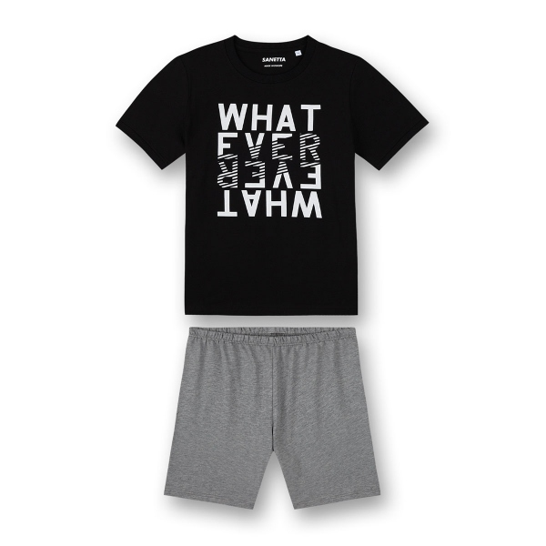 Sanetta Pyjama kurz Ju. What Ever