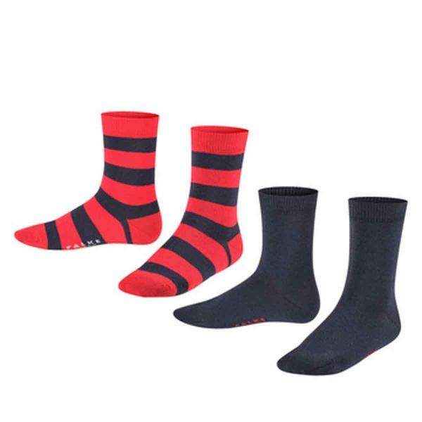 Falke Kinder Socke Happy 2erPack.