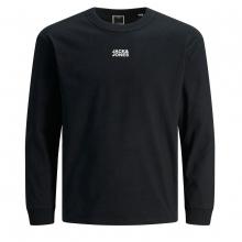Jack & Jones Sweatshirt kleines Logo
