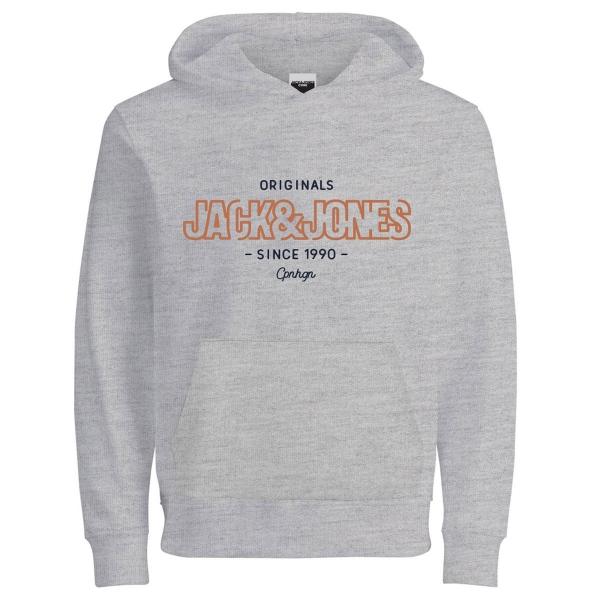 Jack & Jones Hoody gerades Logo