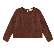 Lil Atelier Pullover mit Wolle
