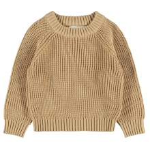 Lil Atelier Ripp-Pullover