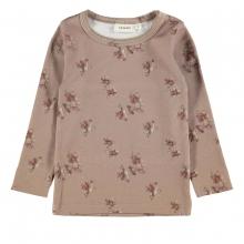 Lil Atelier Shirt lg.Arm Blumenmuster
