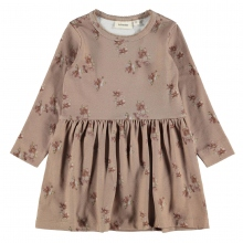 Lil Atelier Kleid Blumenmuster