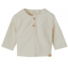 Lil Atelier Baby Shirt lg.Arm Knöpfe