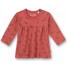 Sanetta Pure Baby Shirt lg.Arm Mäd.Smile