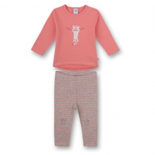 Sanetta Baby Pyjama lang Mäd.Katze