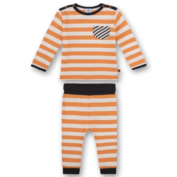 Sanetta Baby Pyjama lang Ju.Ringel