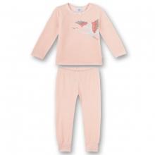 Sanetta Nicki Pyjama Mäd.Reiher