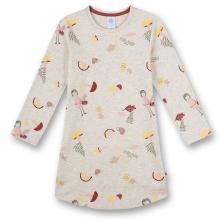 Sanetta Nachthemd Herbstmotive